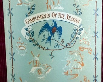 Compliments of the Season by L.D. Ettlinger and R.G. Holloway, Penguin Books, London 1947