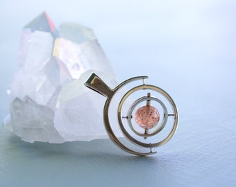 Gyroscope 5.0 - sterling silver