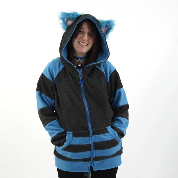 How To Make Your Own Cat Ear Hoodie