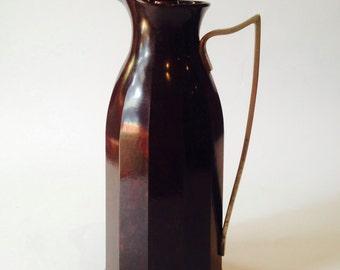 Vintage 1930s Bakelite Thermos Jug