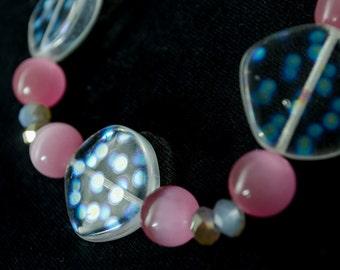 Polka Dot Whimsy Bracelet