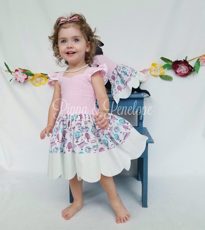Little Girl Dresses Toddler Dress Boutique Dress Little