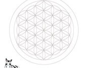 Sacred Geometry Symbols Coloring Book-Spiritual Esoteric Elements for Harmony-Meditative Healing Soul Art-5 Printables-INSTANT DOWNLOAD