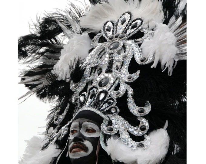 Zulu Mardi Gras Photograph _ New Orleans