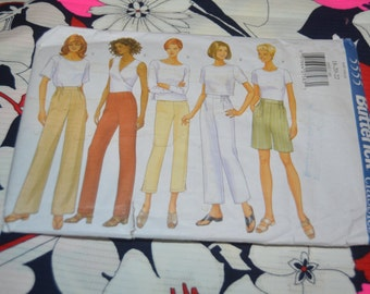 Butterick 5555 Mises Shorts and Pants Sewing Pattern - UNCUT - Sizes 18 20 22