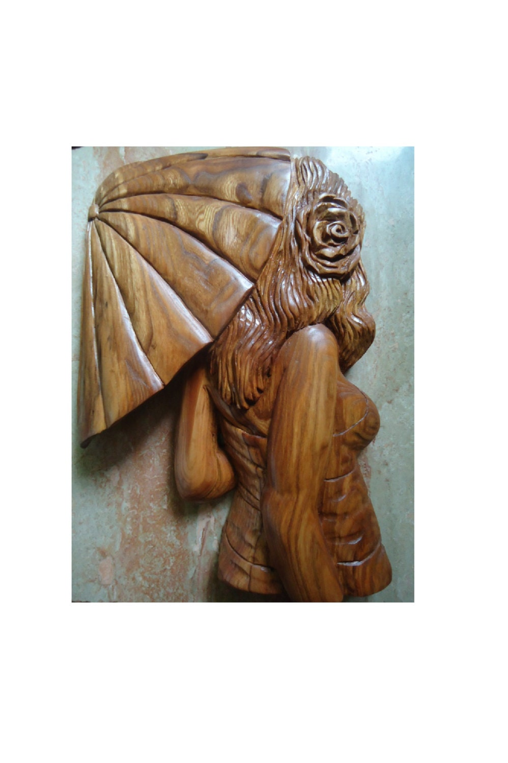 Carved Wood Wall Art Part - 47: ?zoom