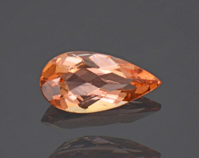 Beautiful Imperial Topaz Gemstone from Brazil 1.33 cts.
