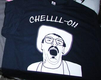 Jeff the drunk  Chello T-shirt