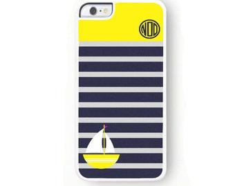 Sailboat Phone Case, Tough Phone Case, Teen Phone Case, Personalized Phone Case, IPhone Case Phone Case, IPhone Case, Boat Phone Case RyElle