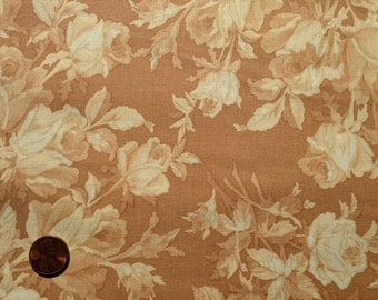Linen and Champagne by Faye Burgos for Marcus Brothers, 1 yard, C225T.