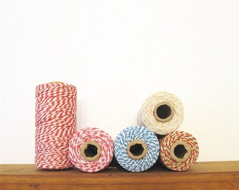 Bakers Twine, Wrapping Twine - 100 yards of 12 ply Premium Twine - Wedding / Event Supplies