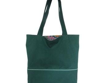 Shopper grass green - mint