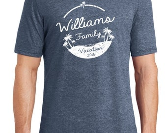 Bulk discount hawaii family reunion shirt custom for Custom t shirts family vacation