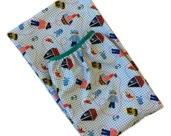 Pail Liner-Reusable Diaper Pail liner Wet Bag- Diaper Genie Wet bag