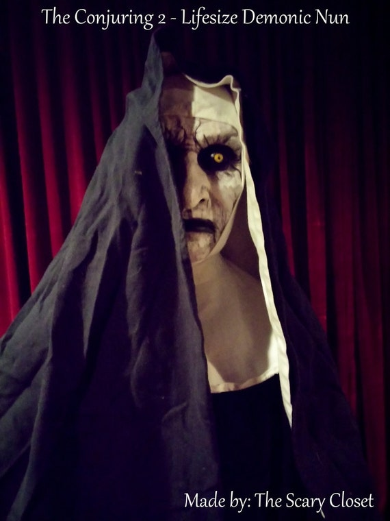 The Conjuring 2 Demonic Nun Valak
