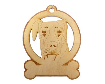 Doberman Pinscher Ornament - Doberman Christmas Gift - Doberman Memorial - Doberman Ornaments - Doberman Gifts - Personalized Free