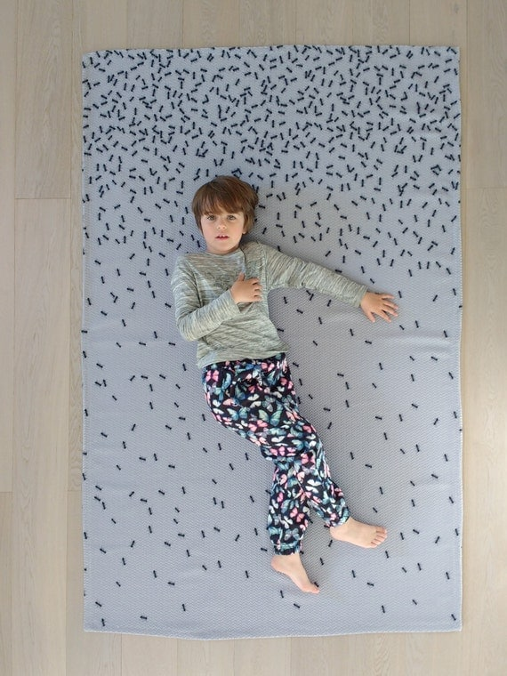 Items similar to kids rug funny carpet throw rug for Throw rug on top of carpet