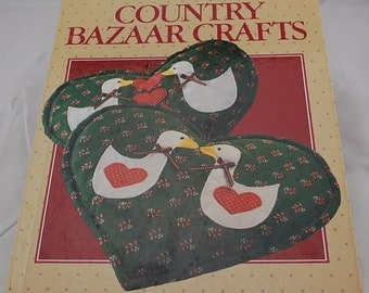 Country Bazaar Crafts by Better Homes and Gardens - Country Craft Projects and Patterns