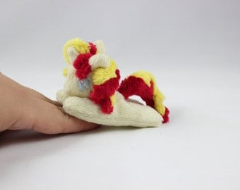 Tiny Sunset Shimmer Plush - MLP FIM