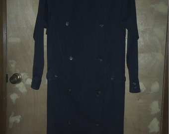 Harve' Benard Coat Dress
