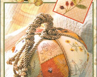 Patchwork Pumpkin Craft Pattern