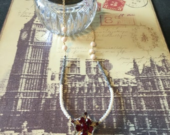Ruby Radiance necklace