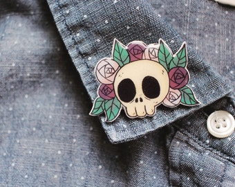 Day of the Dead | Lapel Pin