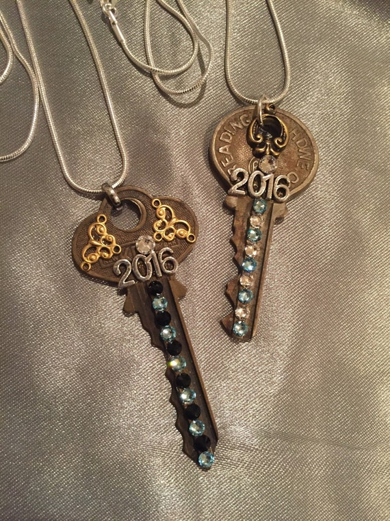 class of 2016 key to success jewelry s by