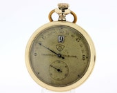 Modernista Cigarrillos Excelsior Pocket Watch