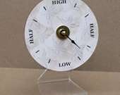 Sand Dollar CD Tide Clock