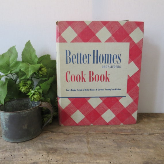 Vintage better homes and gardens cook book revised edition - Vintage better homes and gardens cookbook ...