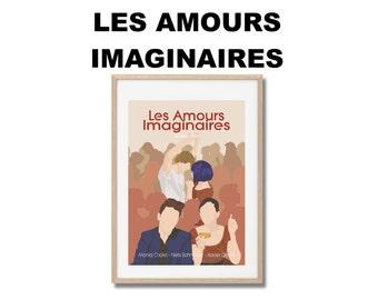 Heartbeats Movie Print - Poster Xavier Dolan A3