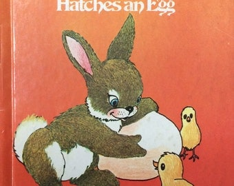 Peter Hatches An Egg Wonder Book
