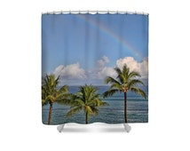 Unique Palm Tree Curtain Related Items Etsy