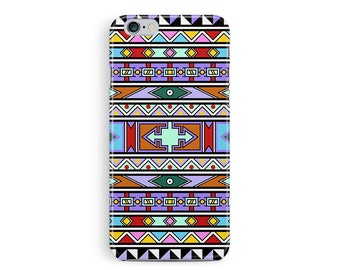 Aztec iPhone 6 case, Tribal iphone 6 case, iphone 6 cover, geometric phone case, african iphone case, pattern cell case, ethnic phone case