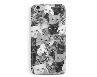 New CAT iPhone Case, Cat iphone 5c Case, Cat Lover Gift, Kitten iPhone 5c Case, kitsch iphone case, girly iPhone Case, Cute iPhone 5c Case
