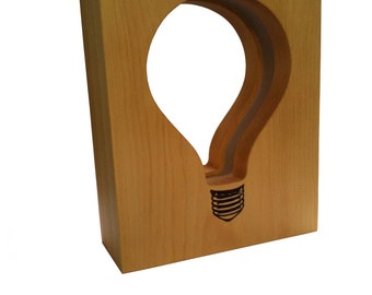 The Magritte, the really original design lamp to LED lighting