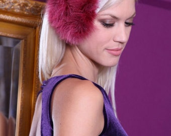 Handmade Headpiece With Feathers | Ideal for tango dancers |         Milonga Accessories