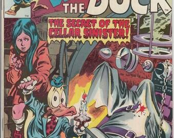 Howard the Duck #6, November 1976 Issue - Marvel Comics - Grade Fine