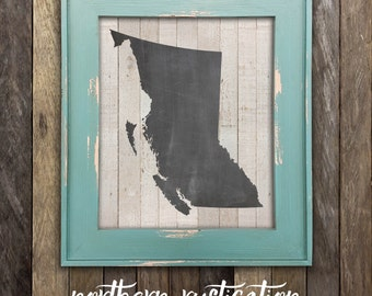 Vancouver island Etsy
