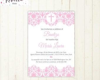 Invitation Of Baptism with amazing invitation example
