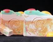 Monkey Farts Goat's Milk Silk  Soap