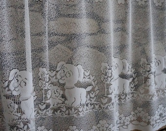 popular items for short curtains on etsy