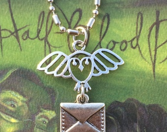 Harry Potter Owl Necklace