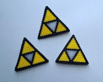 Legend of Zelda TriForce Magnet - TriForce, Zelda, Legned of Zelda, Zelda Accessories, Geek Accessories, Zelda Party Favors, Zelda Magnet
