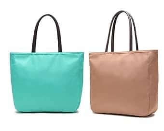 Nylon Handbag, Medium Tote Bag, Work Tote Bags, Small Light Weight  Bag with Top handle 26 colors