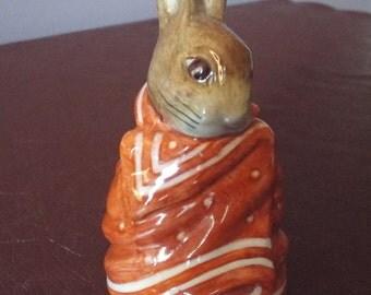 Beatrix Potter figurines Peter Rabbit