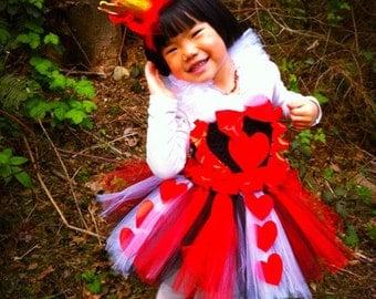 Queen of heart/Alice in wonderland headband