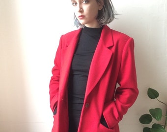 Vintage 80s blazer