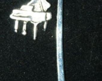 Grand Piano Bookmark